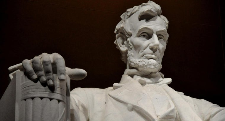 What Were Abraham Lincoln's Contributions to Society?