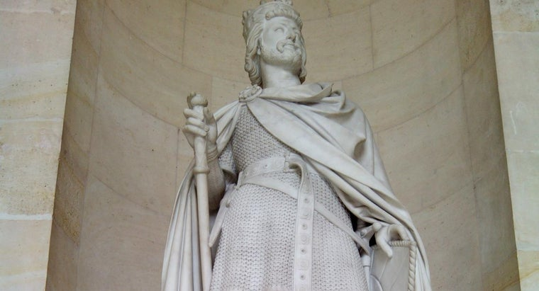 What Were the Accomplishments of Charles Martel?