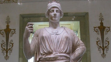 Who Were Athena's Siblings?