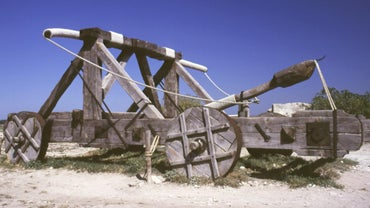 What Were Catapults Used For?