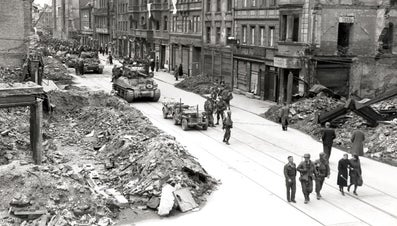 What Were Some Causes of WW2?