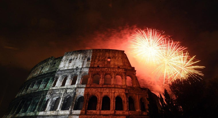 Who Were the First Europeans to Master Fireworks?