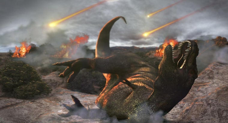 What Were the Five Mass Extinctions in Earth's History?