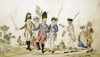 Who Were Important People in the French Revolution?