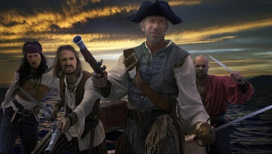 Who Were the Most Legendary Pirates of the Caribbean?