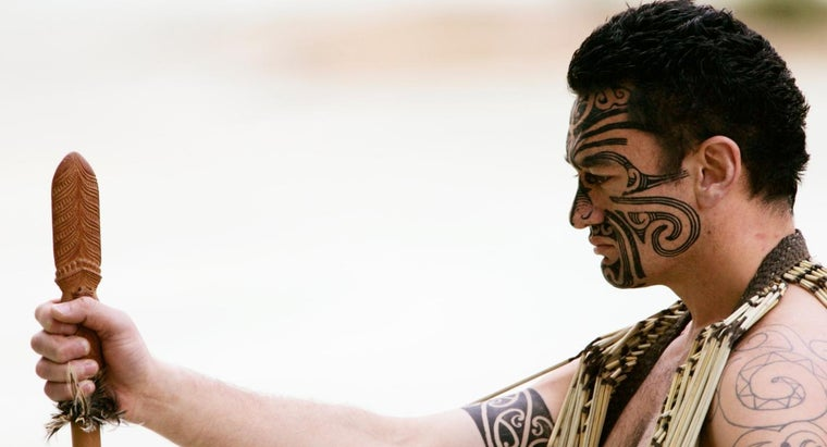 When Were Maori Tattoos Used?