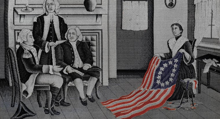 What Were the Names of Betsy Ross's Siblings?