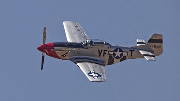For What Were P-51 Mustang Fighter Planes Used?