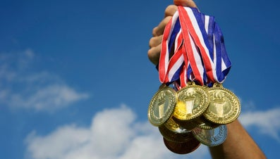 What Are Olympic Gold Medals Made Of?