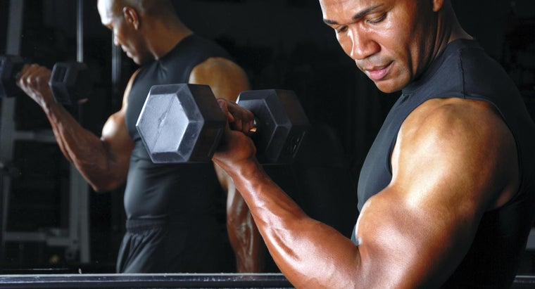 Do Bicep Muscle Curls Work?