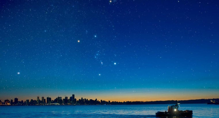What Are the Most Famous Constellations?