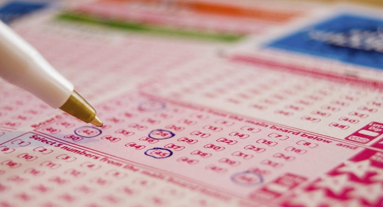 What Are The Most Popular Lottery Numbers Reference Com
