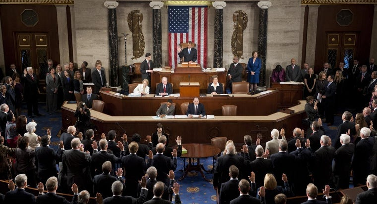 What Are the Special Duties of the United States House of Representatives?