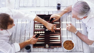In Which Asian Country Was Backgammon Invented?