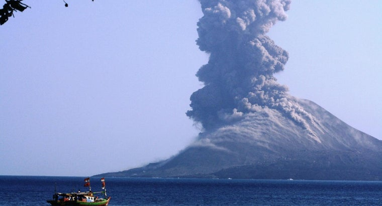 What Country Has the Most Active Volcanoes?