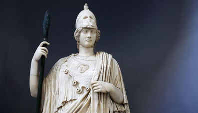 What Did the Greek Goddess Athena Wear?
