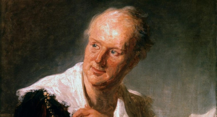 What Did Diderot Believe?