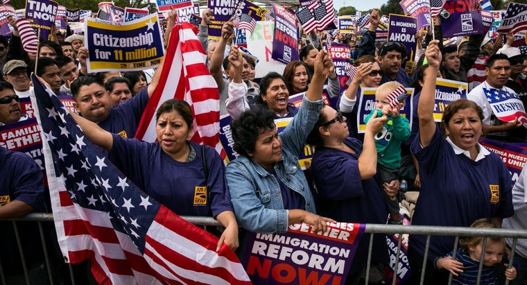 What Do Republicans Think About Immigration?
