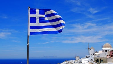 What Do the Colors on the Greek Flag Mean?