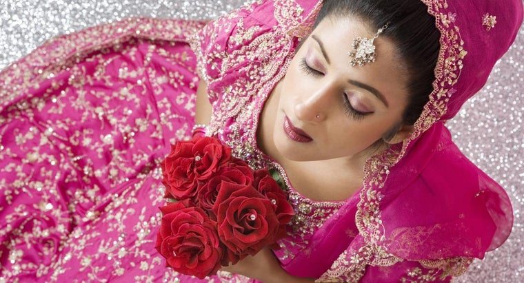 What Do Muslim Brides Wear?