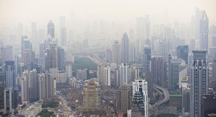 What Does Pollution Do to People and the Environment?
