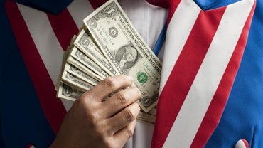 What Does the U.S. Government Do With Tax Money?