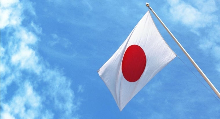 What Does the Japanese Flag Symbolize?