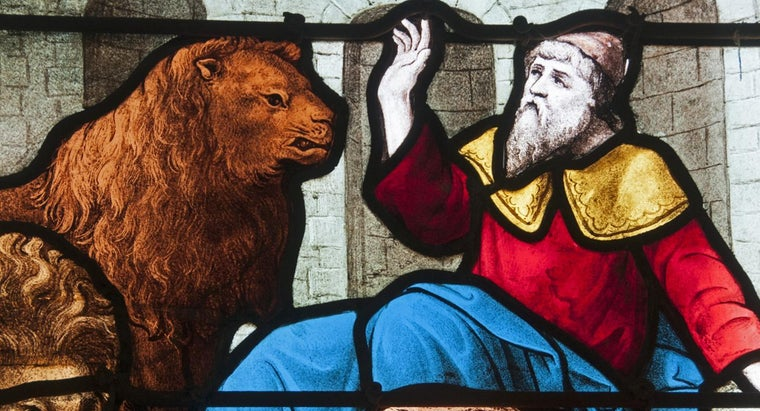 What Are Some of the Symbolic Uses of Lions in the Bible?