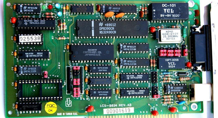 What Is a LAN Card?