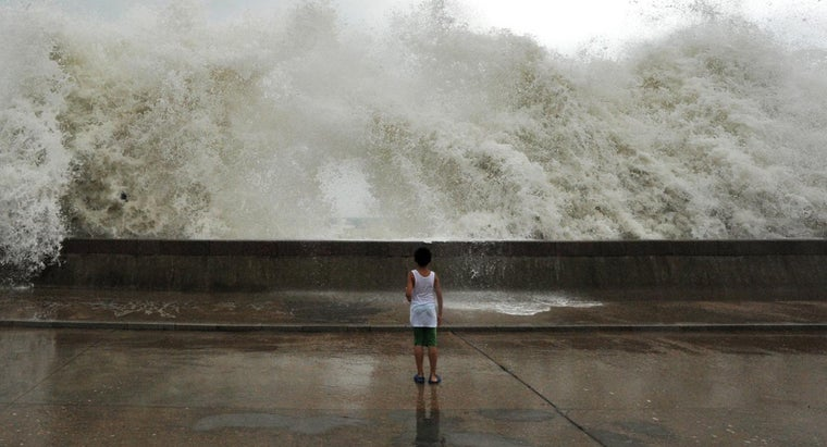 What Is a Super Typhoon?