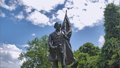 What Is Jefferson Davis Famous For?