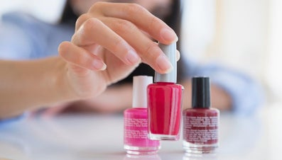 What Is Nail Polish Made up Of?