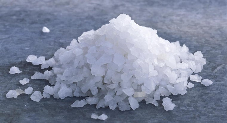 What Is Sea Salt Used For?