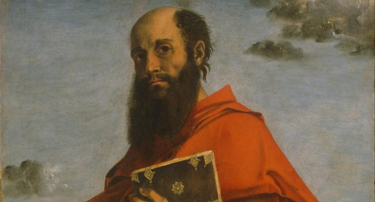 What Is St. Paul the Patron Saint Of?