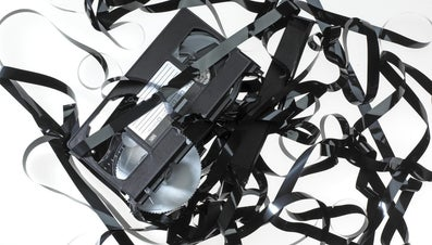 What Is the Best Way to Destroy Magnetic Tapes?
