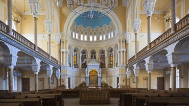 What Are Judaism's Places of Worship Called?
