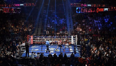 What Is the Size of an Official Boxing Ring?