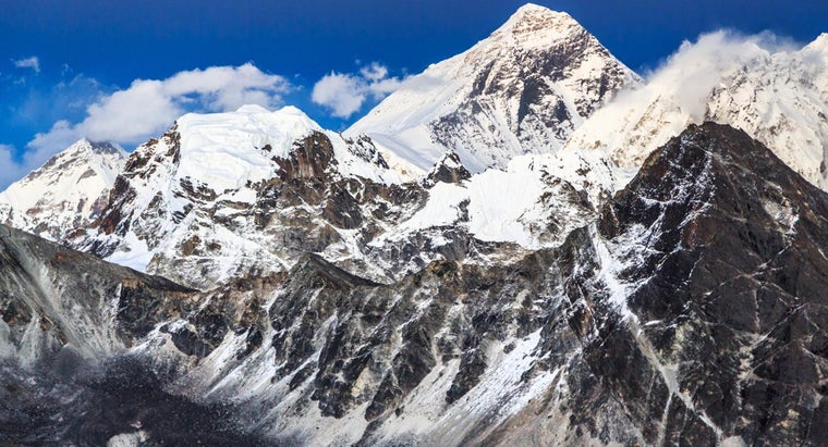 What Is the Temperature on Mount Everest?