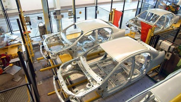 What Kind of Metals Are Cars Made From?