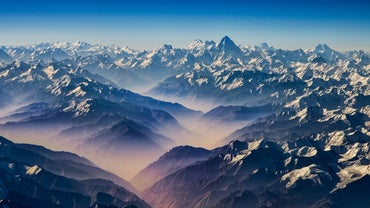 What Large Mountain Range Is Found North of India?
