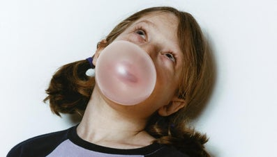 What Makes Bubblegum Blow Bubbles?