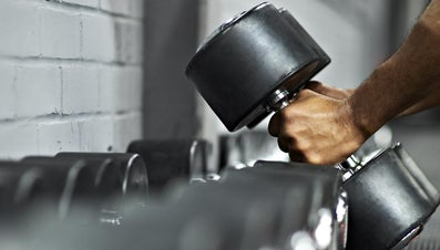 What Materials Are Dumbbells Made From?