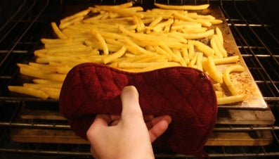 What Temperature Do You Cook Frozen French Fries?