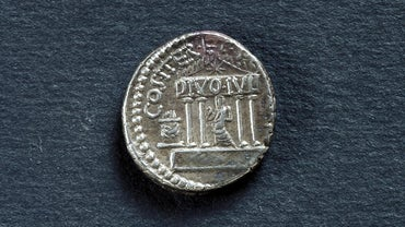 What Were Roman Coins Made From?