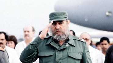 What Year Did Fidel Castro Die?