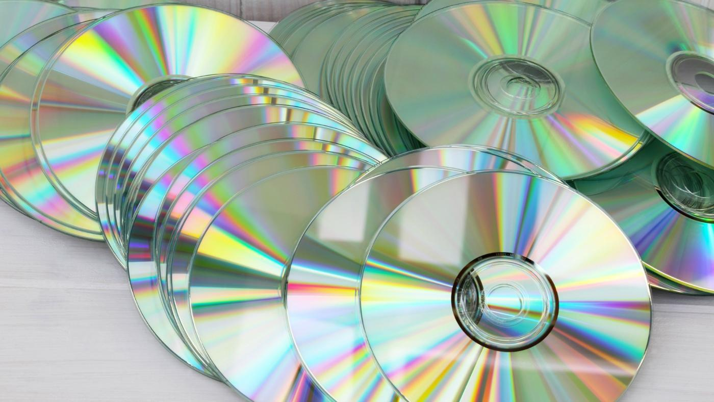 When Did CDs Become Available?