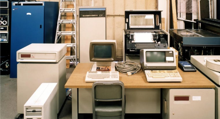 When Did the First Computer Come Out?
