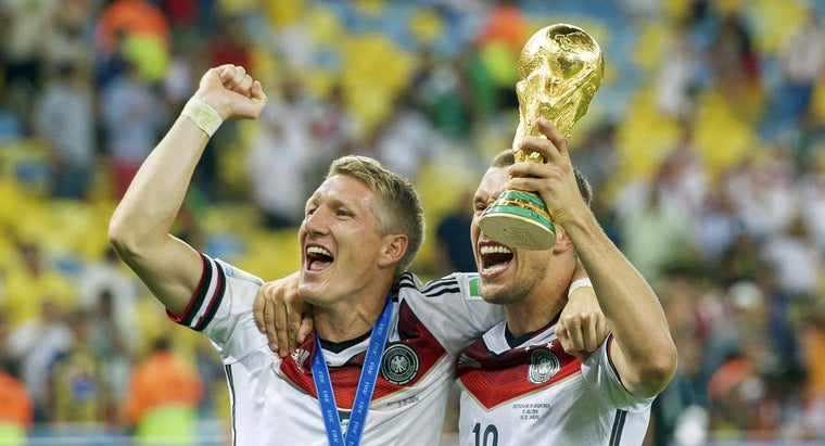 When Did Germany Win the World Cup?