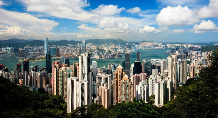 When Did Hong Kong Become Independent?