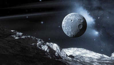 When Did Pluto Become a Dwarf Planet?